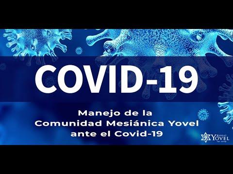 Manejo de la Comunidad Mesiánica Yovel ante el COVID-19
