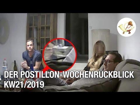 Der Postillon Wochenrückblick (20. - 26. Mai 2019)