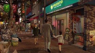 Yakuza: Kiwami Introduction Trailer ~ PS4 & PS3