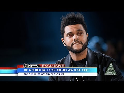 The Weeknd Admits He Sold His Soul : Call Out My Name  ILLUMINATI EXPOSED