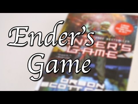 Ender's Game by Orson Scott Card (Book Summary and Review) – Minute Book Report