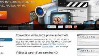 TUTO / crack de AVS Video Converter 8: logiciel pour convertir tout types de vidéos