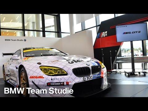 【BMW Team Studie】 2017体制発表会 @ BMW GROUP Tokyo Bay