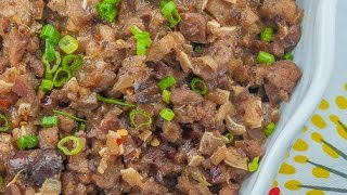 Sisig | How to Cook Filipino Pork Sisig | Panlasang Pinoy