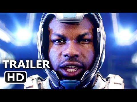 PACIFIC RIM 2 UPRISING Official Trailer (2018) John Boyega, Comic-Con, Sci-Fi Movie HD