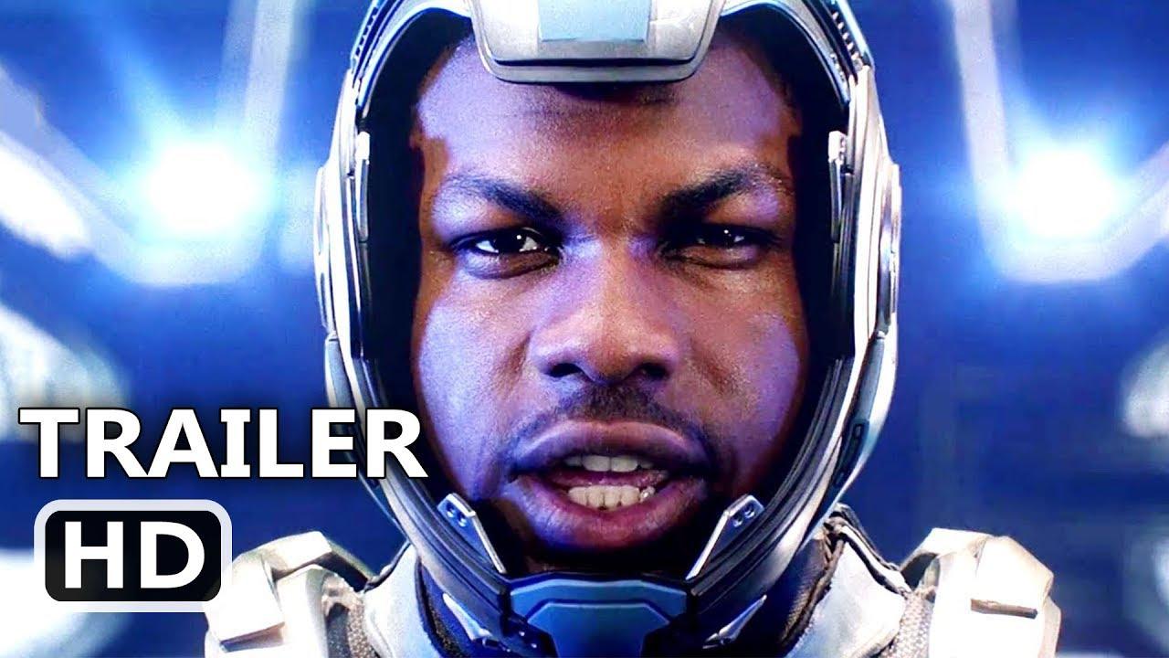 Download PACIFIC RIM 2 UPRISING Official Trailer (2018) John Boyega, Comic-Con, Sci-Fi Movie HD