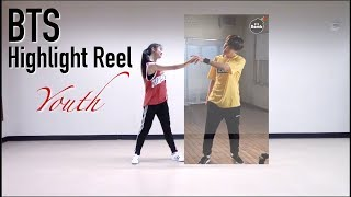 BTS Highlight Reel YOUTH — full dance cover by crystal
