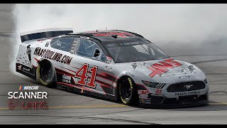 Scanner Sounds: Four-wide cluster pays off for Custer   NASCAR at Kentucky