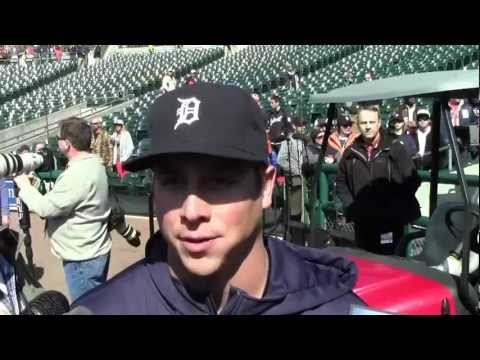 Andy Dirks Tigers Left fielder
