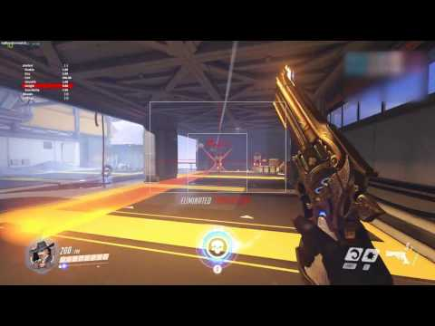 Overwatch Hack Undetected Aimbot by ev0lve