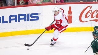 """Datsyuk Cut Back Move"" Compilation"