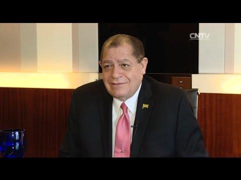 Meet the Diplomats: Building strong China-Jamaica ties
