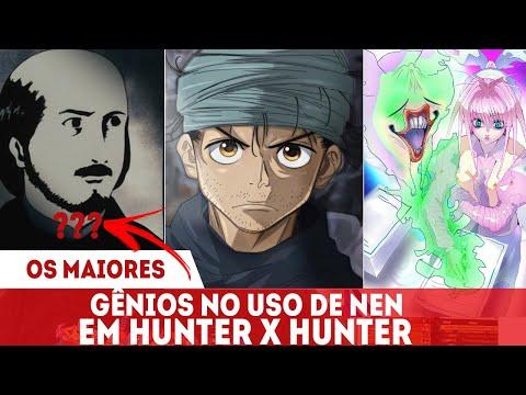 os-segredos-dos-personagens-considerados-gÊnios-no-uso-de-nen-em-hunter-x-hunter