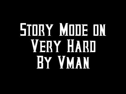 Mortal Kombat 11 - Story Mode On Very Hard (Full) By Vman