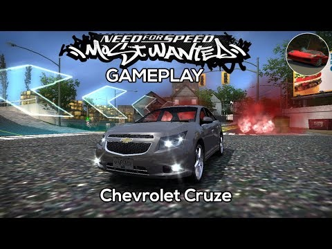 Chevrolet Cruze Gameplay | NFS™ Most Wanted