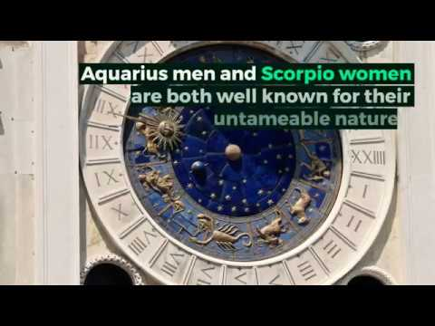 Aquarius Man Scorpio Woman Compatibility