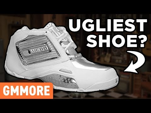 Ugliest Sneakers Of All Time