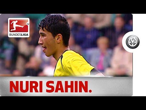 Nuri Sahin's First Bundesliga Game