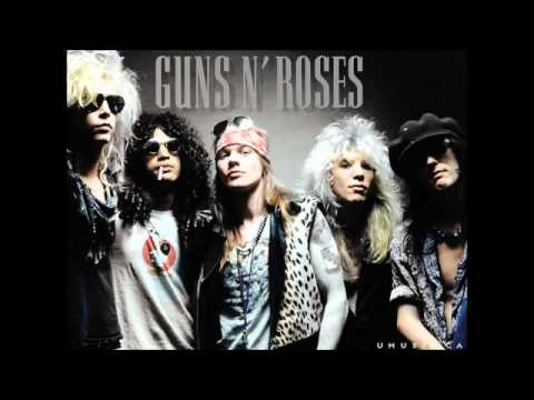 Guns N Roses - You Could Be Mine
