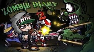 Zombie Diary 2: Evolution - Дневник Зомби 2 на Android ( Review)