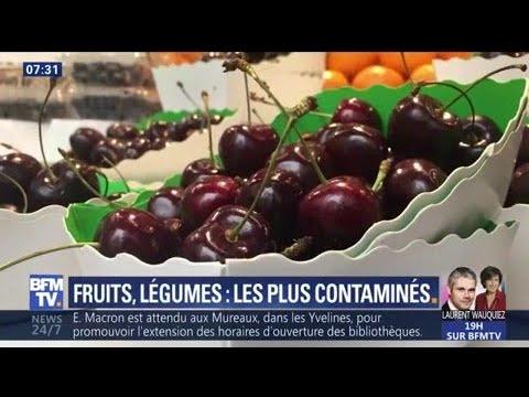 raisin cerise c l ri branche quels sont les fruits et l gumes contenant le plus de pesticides. Black Bedroom Furniture Sets. Home Design Ideas