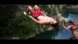 Cliff Jumping North Carolina