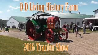 2016 DD Living History Farm Tractor Show