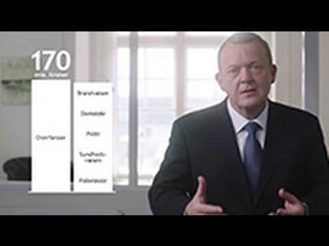 Venstre har sikret Danmarks økonomi. Nu gælder det fremtiden, Lars Løkke Rasmussen