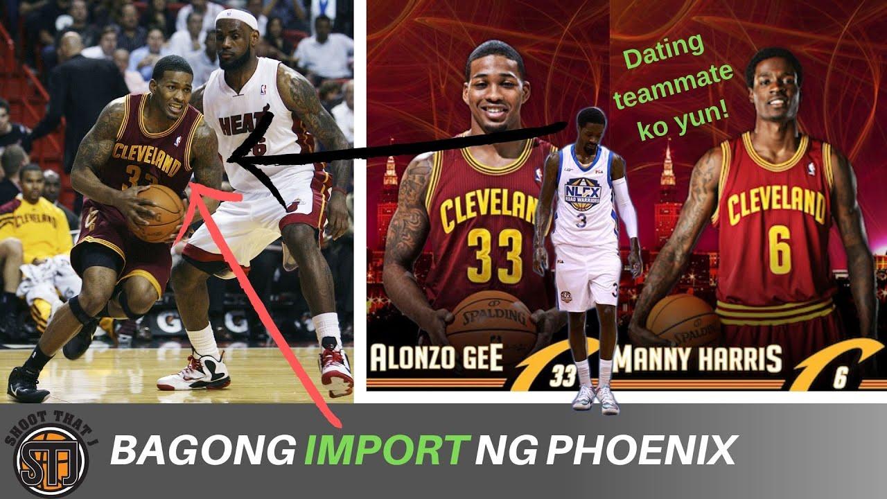 Alonzo Gee at Manny Harris, Dating Teammates sa NBA, Posibleng Magkatapat sa PBA