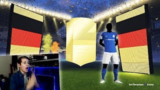 FIFA 18: Absolut krasser WALKOUT im PACK OPENING + Ones to watch!😱🤑🔥 - ULTIMATE TEAM