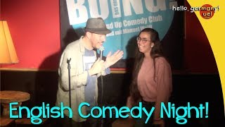 BOING presents: English Comedy Night Cologne!