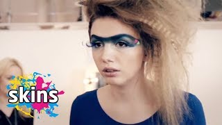 Cassie's Fashion Photoshoot - Skins Pure