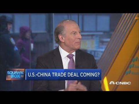 There could be limited progress in China trade talks, says expert