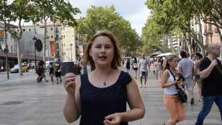 Урок 5. Имидж вашего бизнеса в интернет. Видео из Барселоны