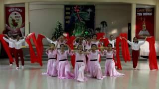 Chúa Đã Giáng Sinh - Nhóm Tiền Tập MTG. CT