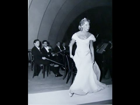 Hollywood Bowl 1948 - Jeanette MacDonald