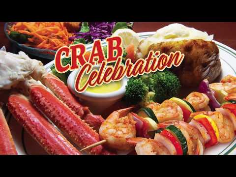 Television Commercial For McGrath's Fish House Advertising Their Crab Celebration Lunch Specials