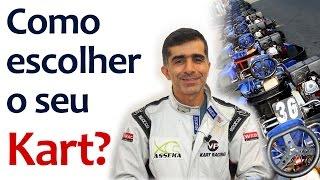 Escolha de Kart - Como escolher o Kart certo?