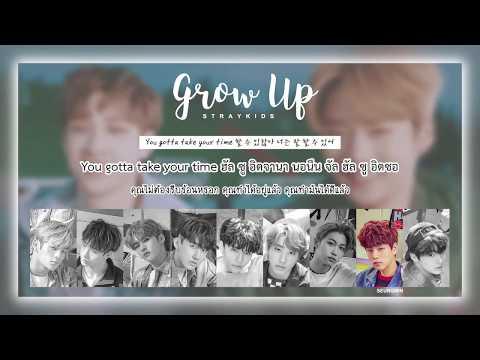 [Karaoke/Thaisub] Stray Kids - Grow Up