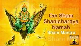 OM SHAM SHANICHARAYA NAMAHA Chanting Mantra Meditation for Good luck