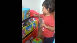 Sesame Street Elmo Toys Organizer