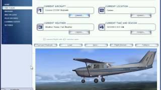 5.0 Shutting Down Flight Simulator