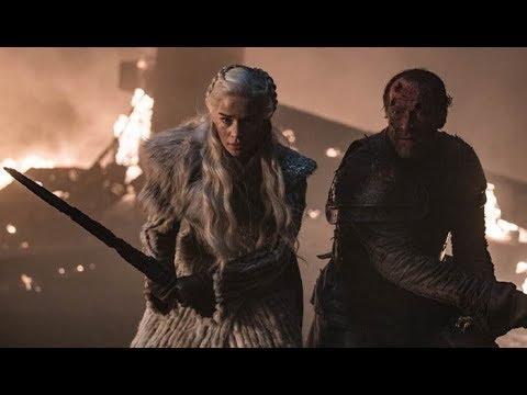 Игра престолов 8 сезон 3 серия Битва на стене Отрывок (Русские трейлеры)