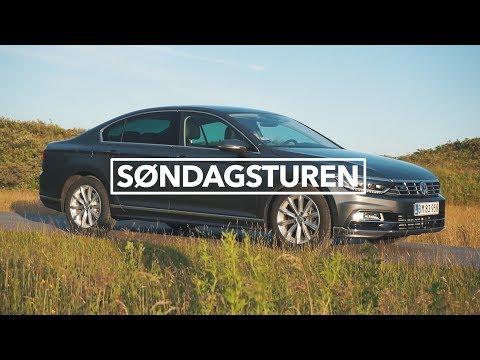 Søndagsturen // VW Passat 2,0 TSI 280 4Motion DSG // Civilbetjentens våde drøm