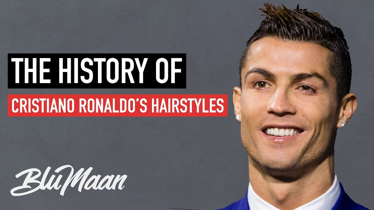 Cristiano Ronaldo Hairstyles From Worst To Best Mens Hair Advice 2019 Youtube