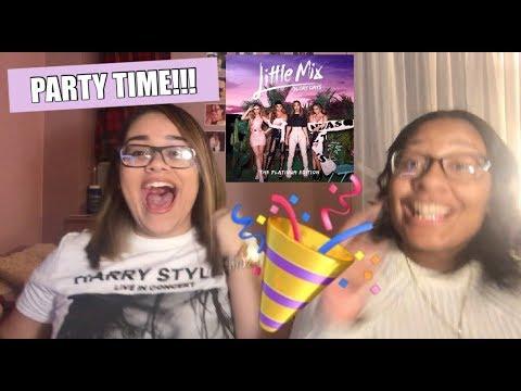 Little Mix - Glory Days The Platinum Edition  Bonus tracks Reaction