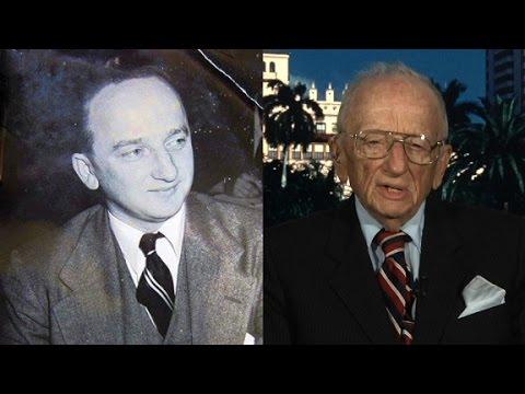 The last-surviving Nuremberg prosecutor