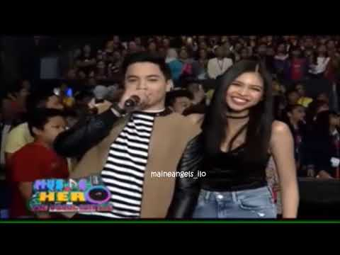 Genuine Kilig Part 25 Aldub/MaiChard (Maine Mendoza and Alden Richards)