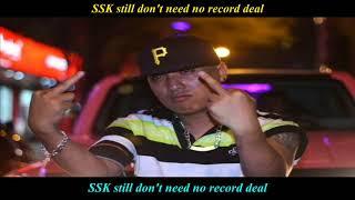 [Video Lyric] South Side King - Viet Dragon, VD, SSK...   Track gangz