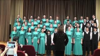 видео Вокальный ансамбль в Марьино
